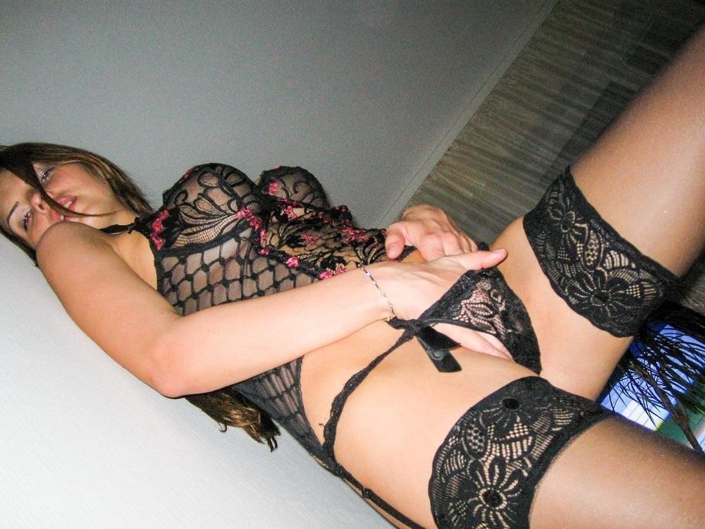 Big boobs stocking pics-2623