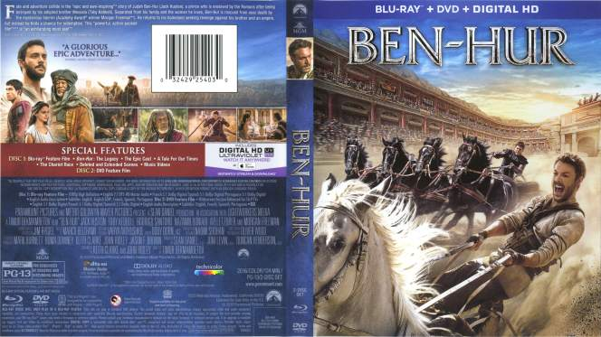 Ben-Hur (2016) BRRip 720p Audio Trial Latino-Castellano-Ingles