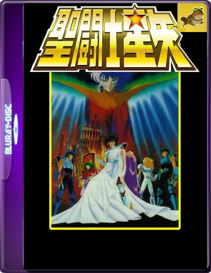 Los Caballeros Del Zodiaco: La Leyenda De Los Santos Escarlatas (1988) Brrip 1080p (60 FPS) Latino