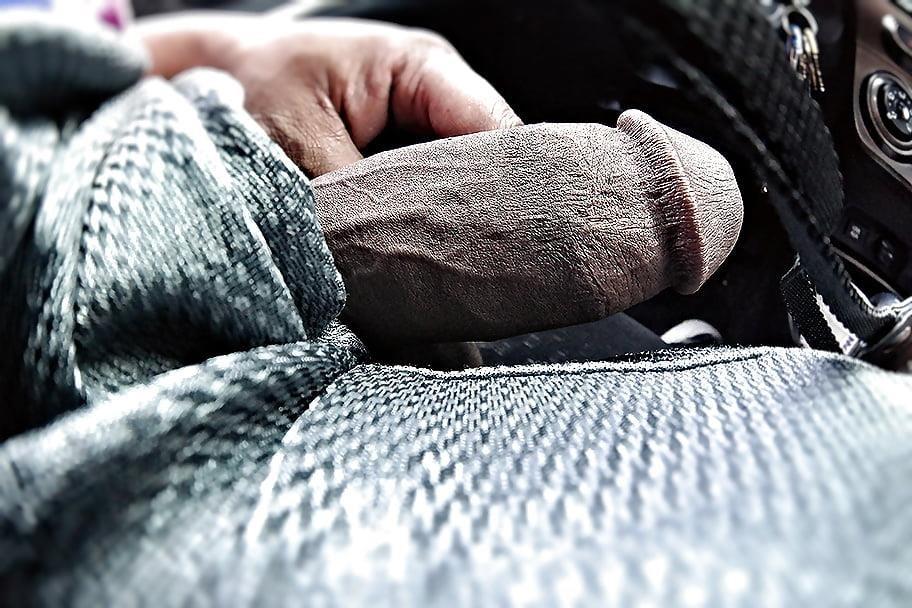 Ebony public masturbation-3974