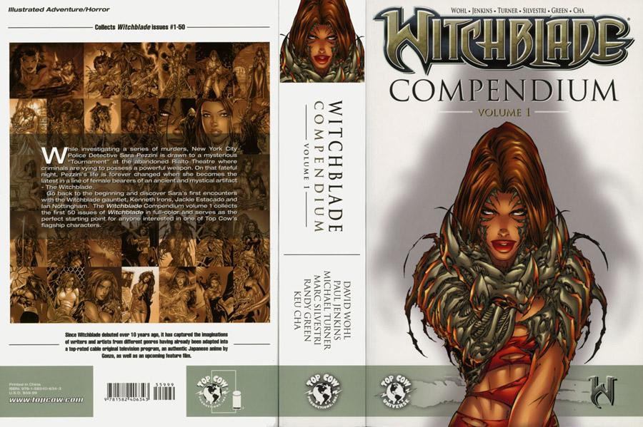 Witchblade Compendium Volume 1 (2008)