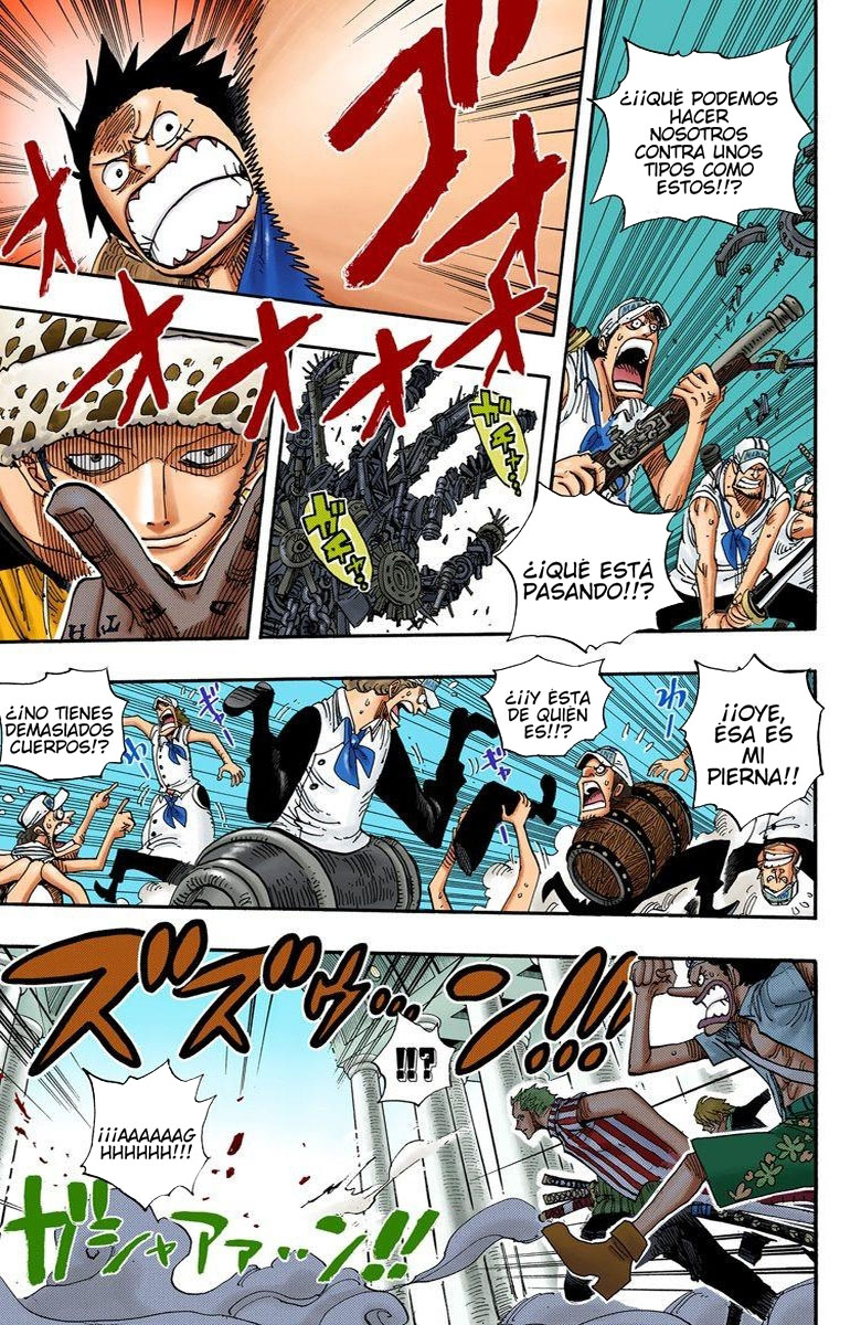 One Piece Manga 501-505 [Full Color] W63JMmsQ_o