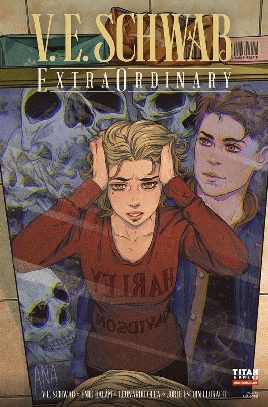 ExtraOrdinary #0-4 (2021)