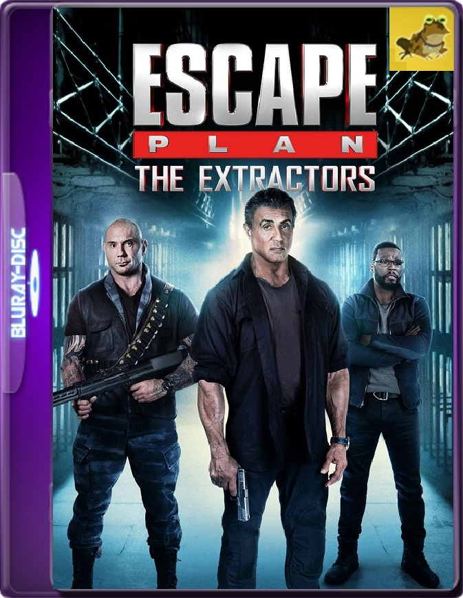 Plan De Escape 3: Los Extractores (2019) Brrip 1080p (60 FPS) Latino / Inglés