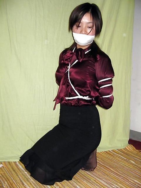 Shibari style bondage-2342