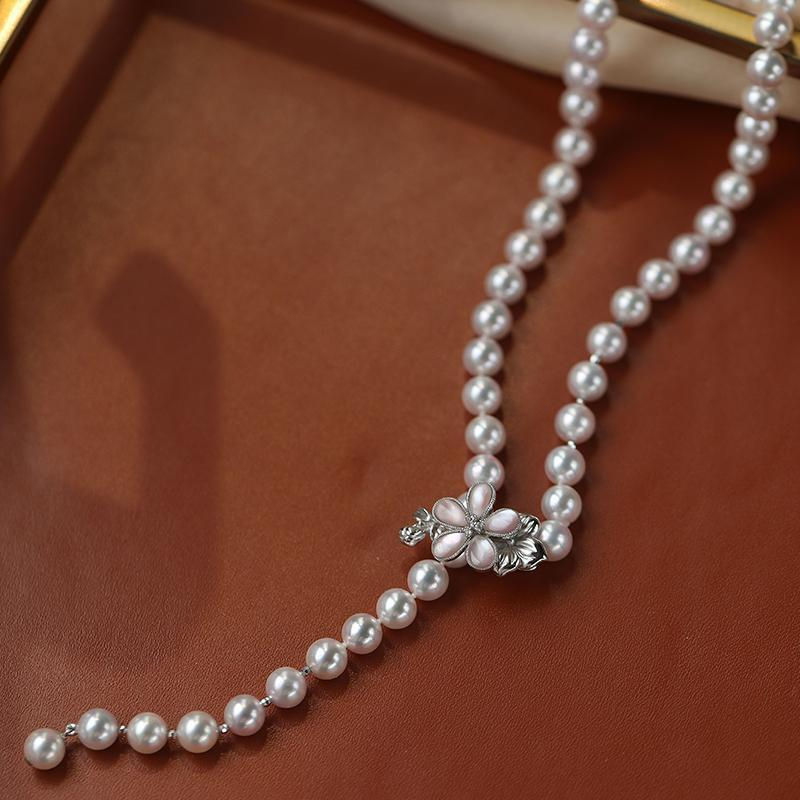 Myseapearl Offers Various Worthy of Collection Multi Strand Freshwater Pearl Jewelry Loved by Women of All Ages
