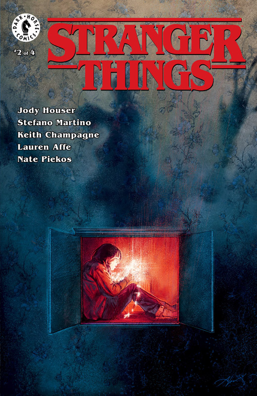 Stranger Things #0-4 + Cover (2018-2019) Complete