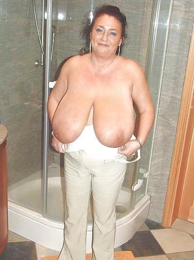 Granny big tit pics-8496