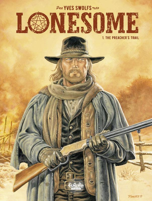 Lonesome 001 - The Preacher's Trail (2020)