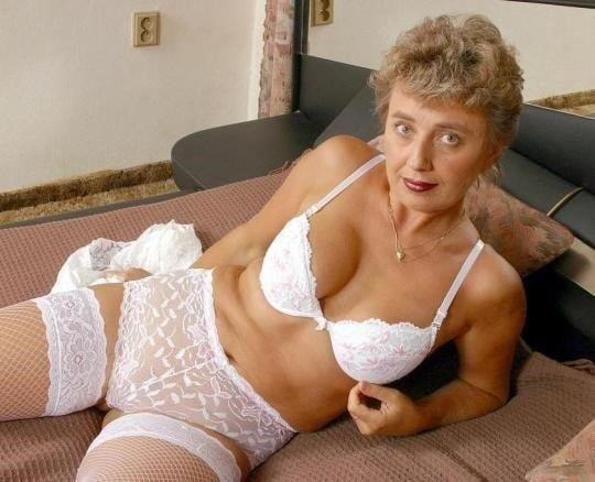 Nude lingerie mature-8967