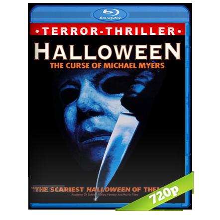 descargar Halloween 6 [1995][BD-Rip][720p][Trial Lat-Cas-Ing][Terror] gratis