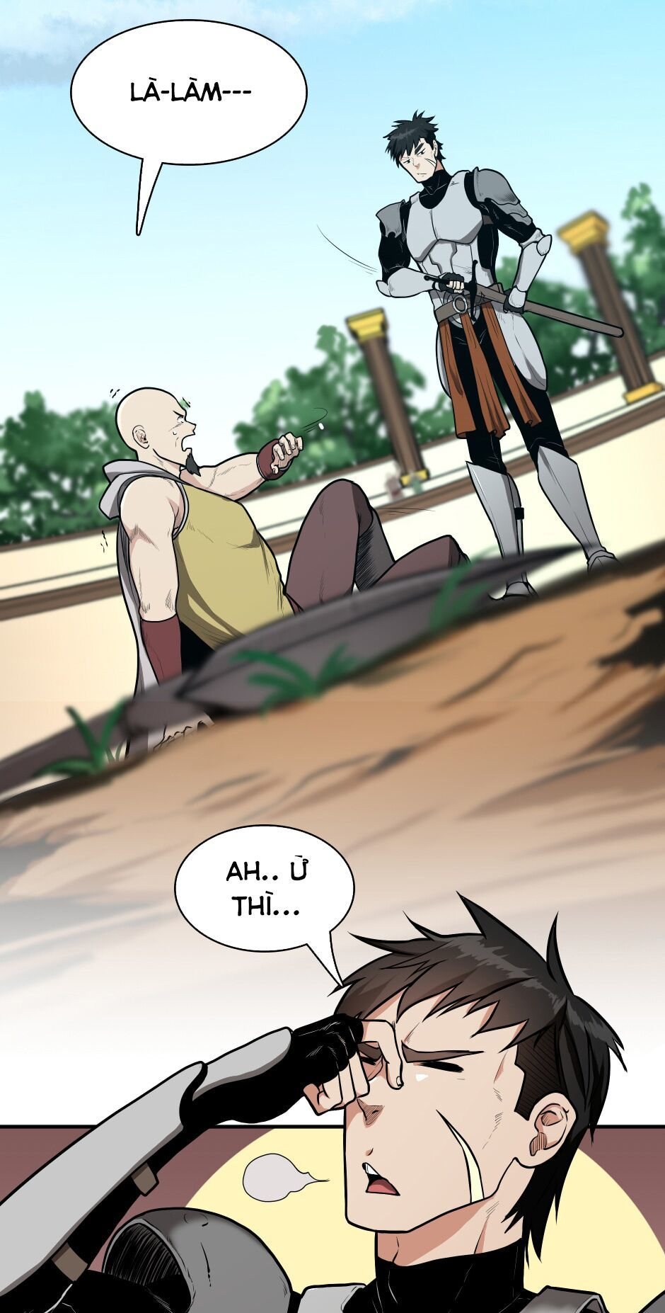 The Beginning After The End Chapter 49 - Trang 23