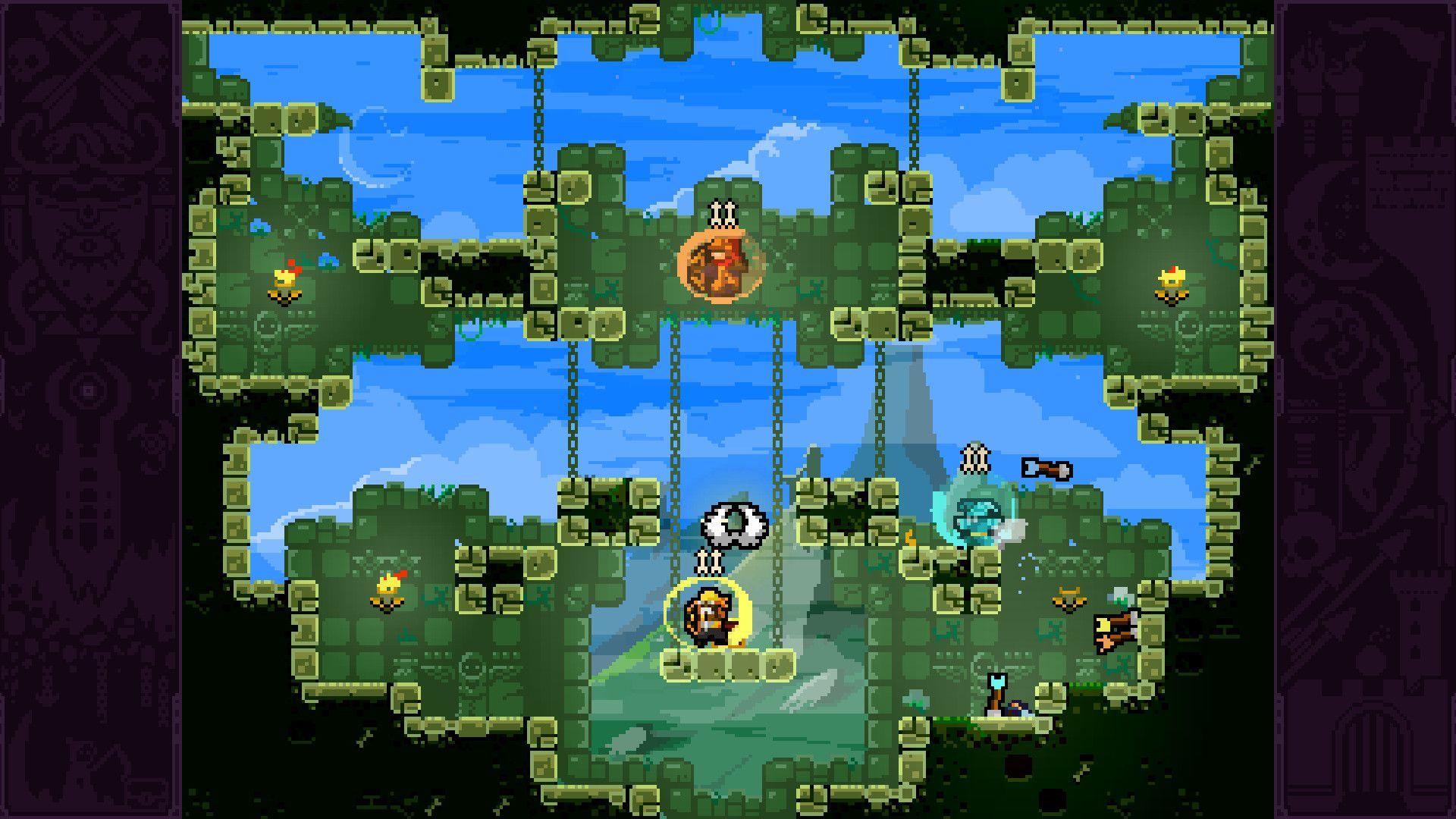 Towerfall: Ascension + DLC Captura 2