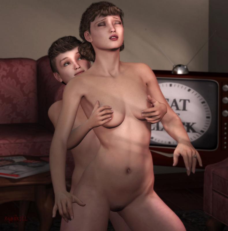 3D Mama Syn sex pics
