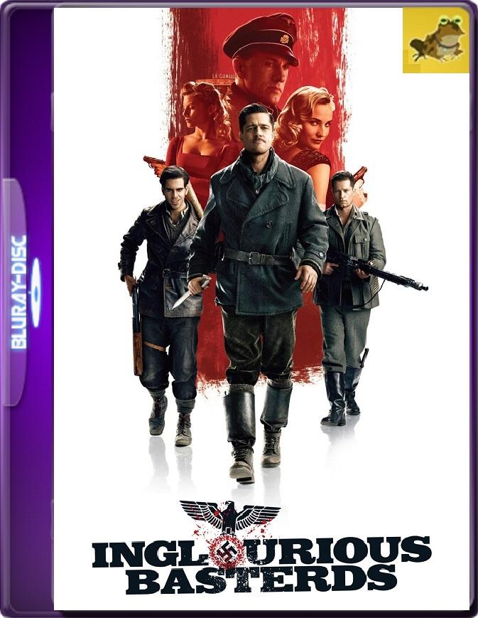 Bastardos Sin Gloria (2009) Brrip 1080p (60 FPS) Latino / Inglés