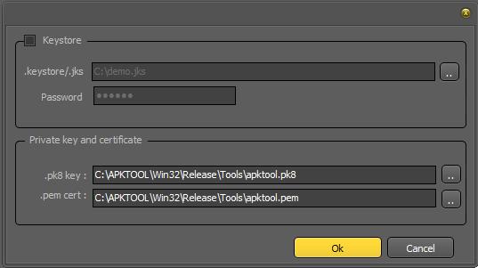 (INZ APKTool 2.0 (Windows GUI APK Tool