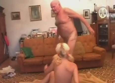 Chubby grandpa porn-7592
