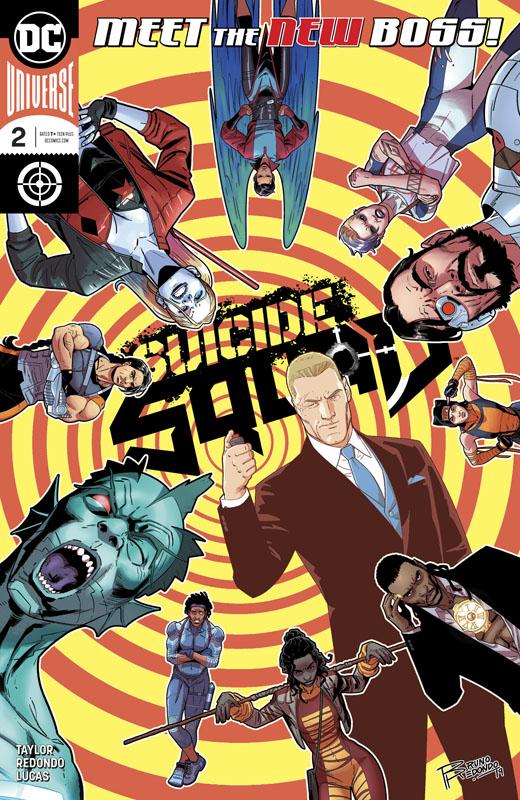 Suicide Squad #1-5 (2020)