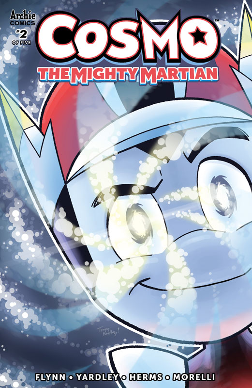 Cosmo the Mighty Martian #1-3 (2020)
