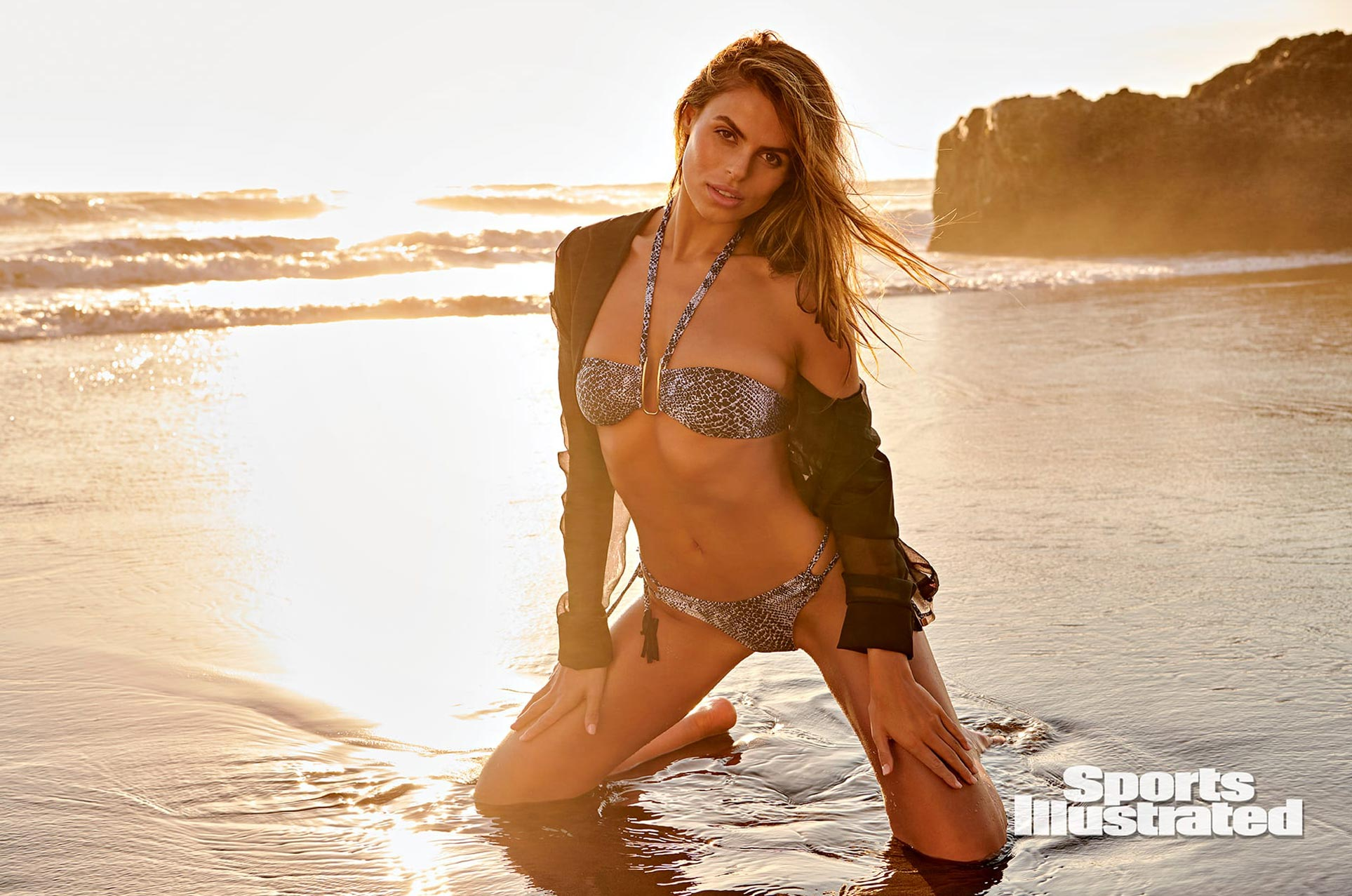 Брукс Надер в каталоге купальников Sports Illustrated Swimsuit 2020 / фото 06