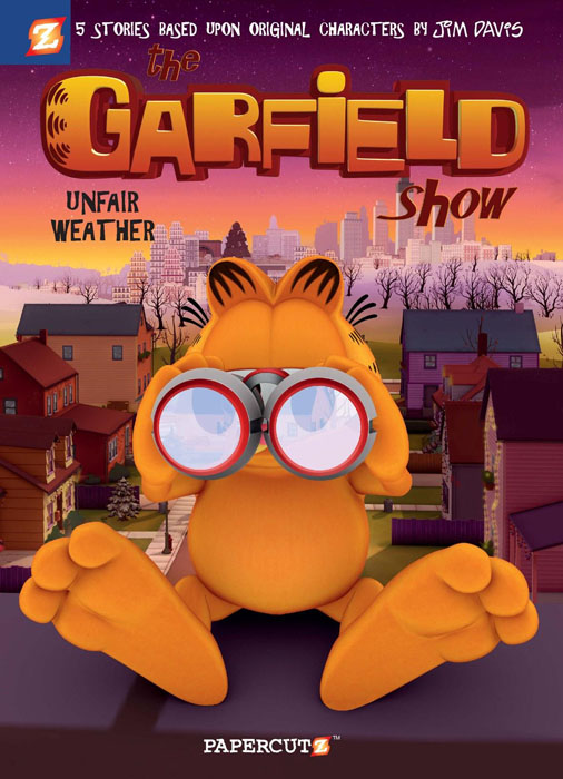 The Garfield Show 01-04 (2013-2014)