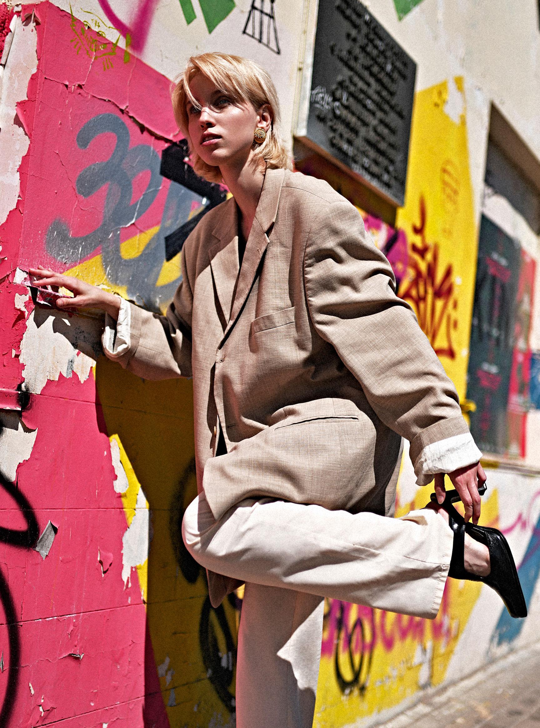 Модная граффити-прогулка Елены Митинской / фото 03