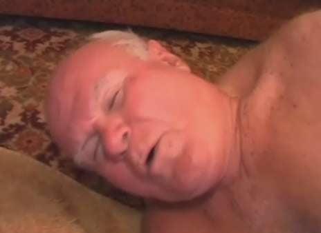 Chubby grandpa porn-3128