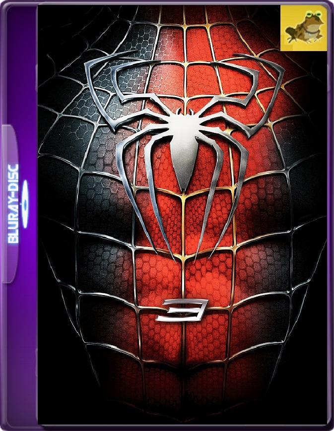 El Hombre Araña 3 (2007) Brrip 1080p (60 FPS) Latino / Inglés