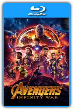 Avengers: Infinity War (2018) 720p, 1080p BluRay [MEGA]