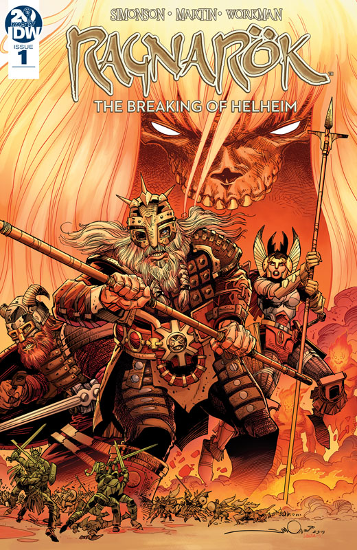 Ragnarök - The Breaking of Helheim #1-2 (2019)