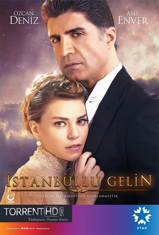İstanbullu Gelin 45. Bölüm (13 Nisan 2018) 720p Torrent İndir