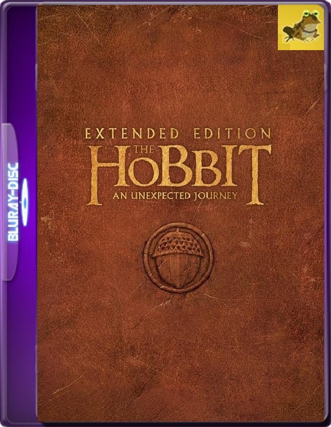 El Hobbit: Un Viaje Inesperado (2012) Brrip 1080p (60 FPS) Latino / Inglés