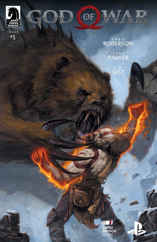God of War Vol.2 #1-4 (2018-2019) Complete