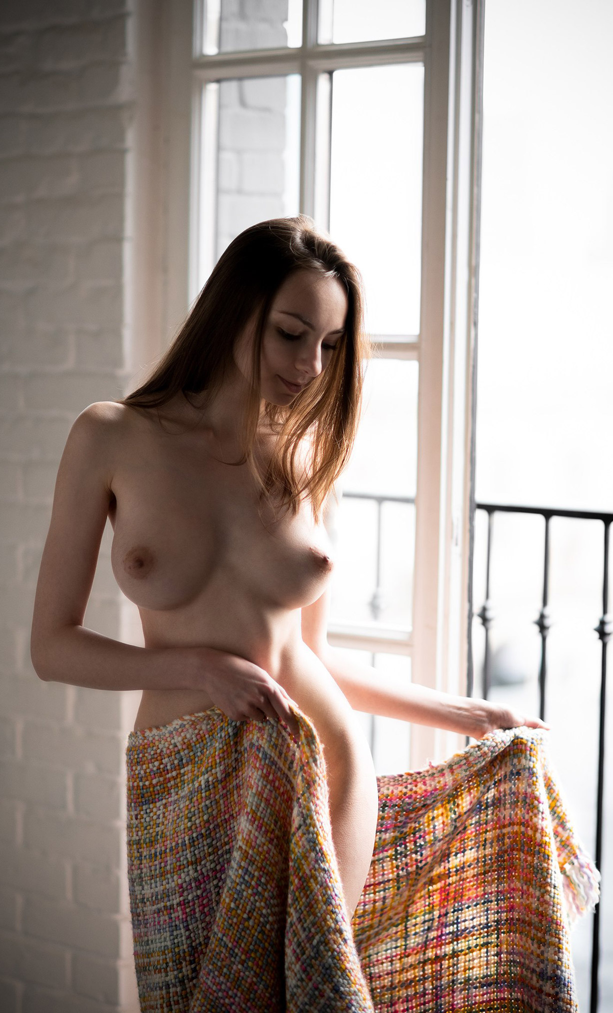 Маргарита / Margo Amp nude by Vladimir Nikolaev