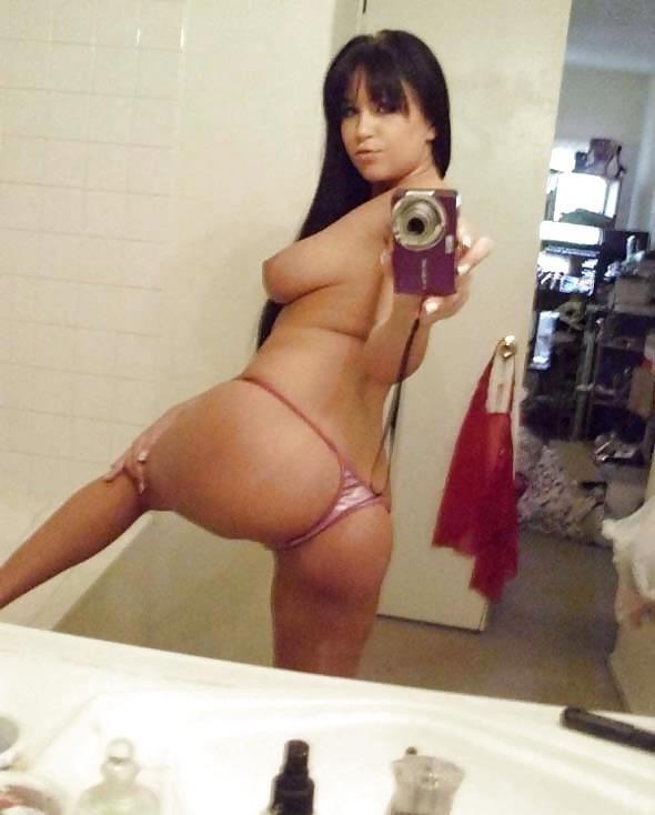 Hot naked black haired girls-9216
