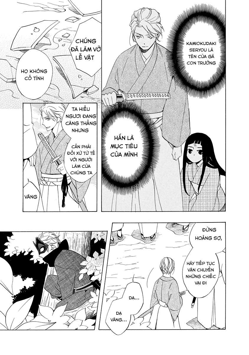 Nengara Nenbyaku Ansatsu Renka Chap 1 . Next Chap Chap 2