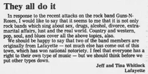 1989.02.21/04.10 - Journal and Courier (Lafayette, IN.) - Readers' letters/Debate on GN'R V4AL3TDt_o