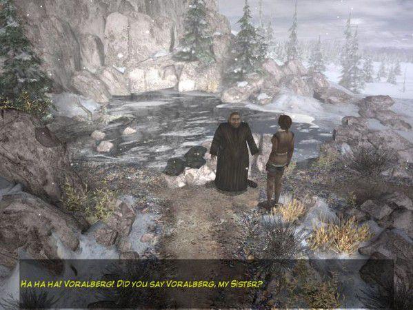 Syberia II Captura 1