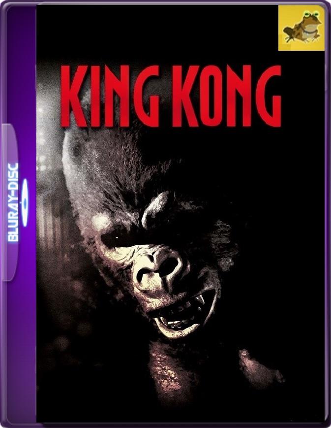 King Kong (1976) Brrip 1080p (60 FPS) Latino / Inglés