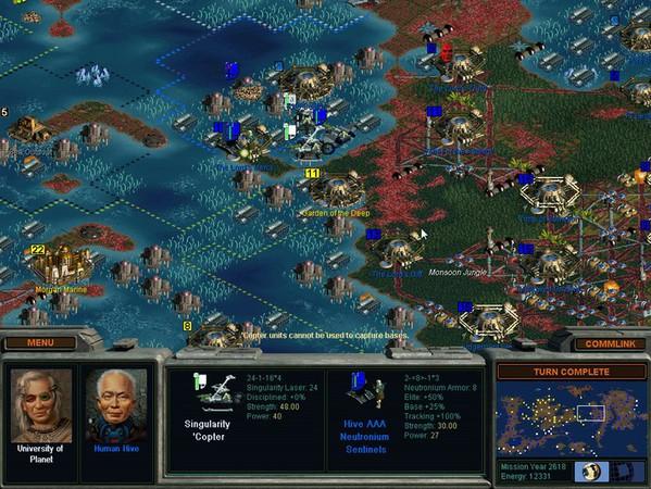 Sid Meier's Alpha Centauri Planetary Pack Captura 3