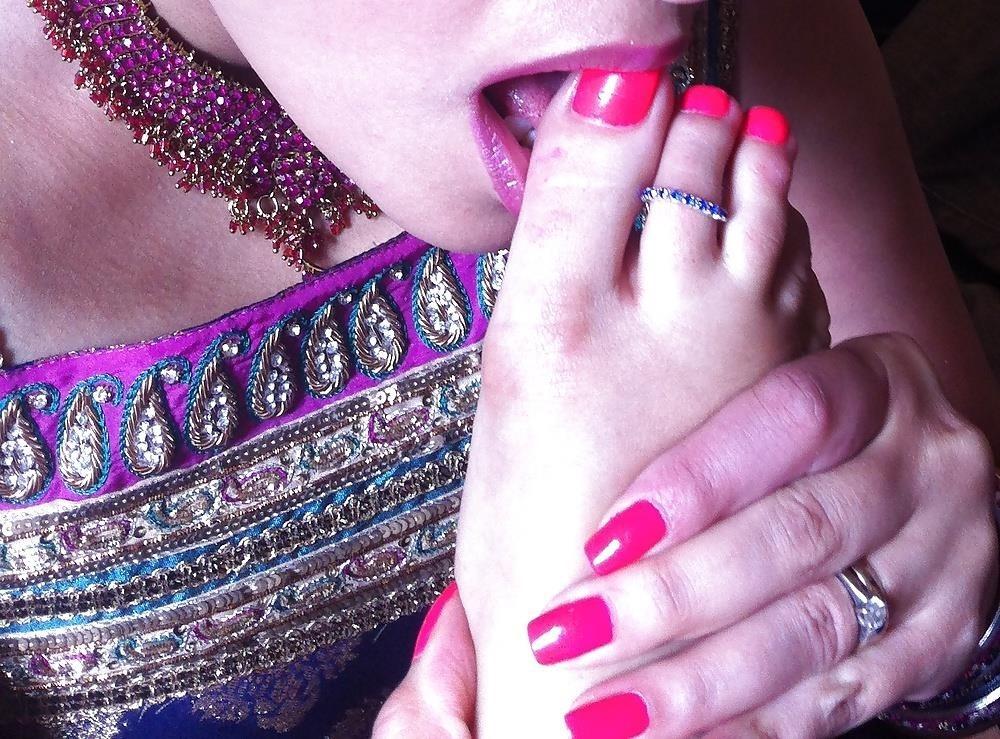 Punjabi feet sex-2942