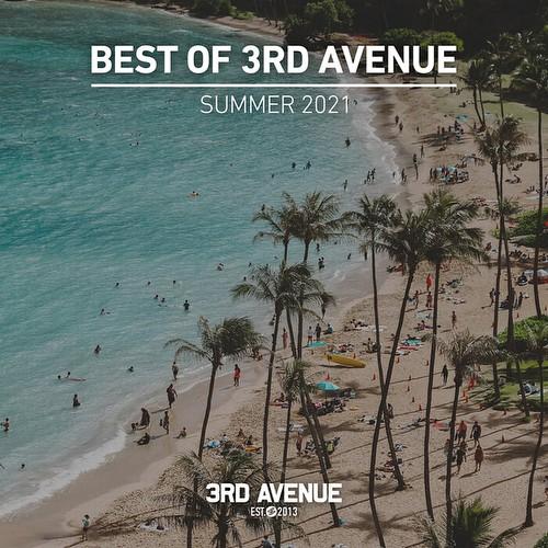 VA - Best Of 3rd Avenue: Summer 2021 (2021)