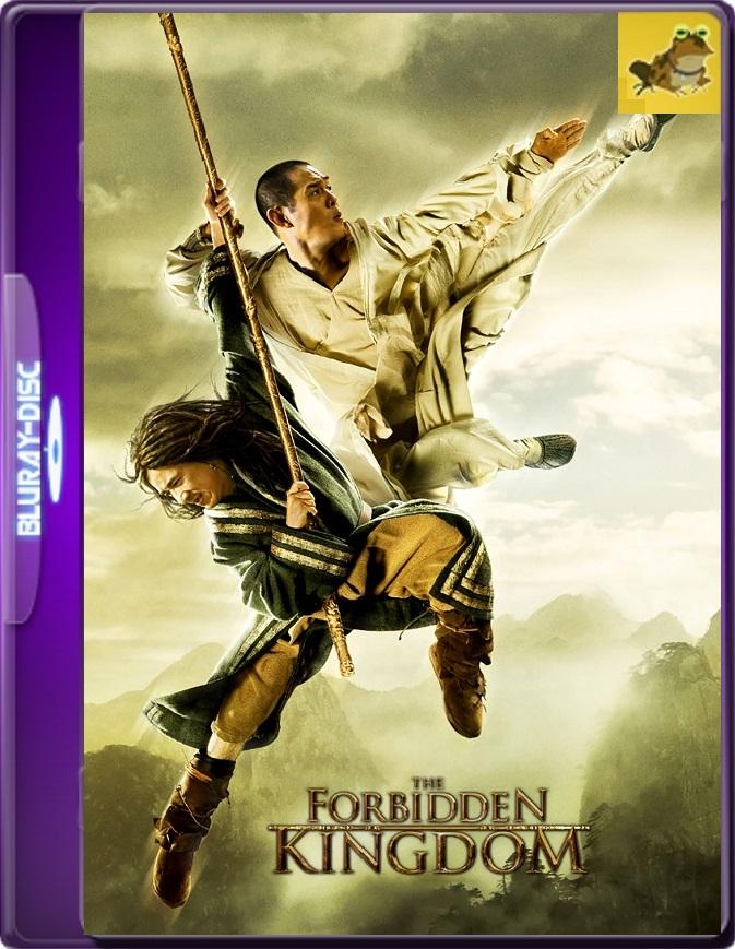 El Reino Prohibido (2008) Brrip 1080p (60 FPS) Latino / Inglés