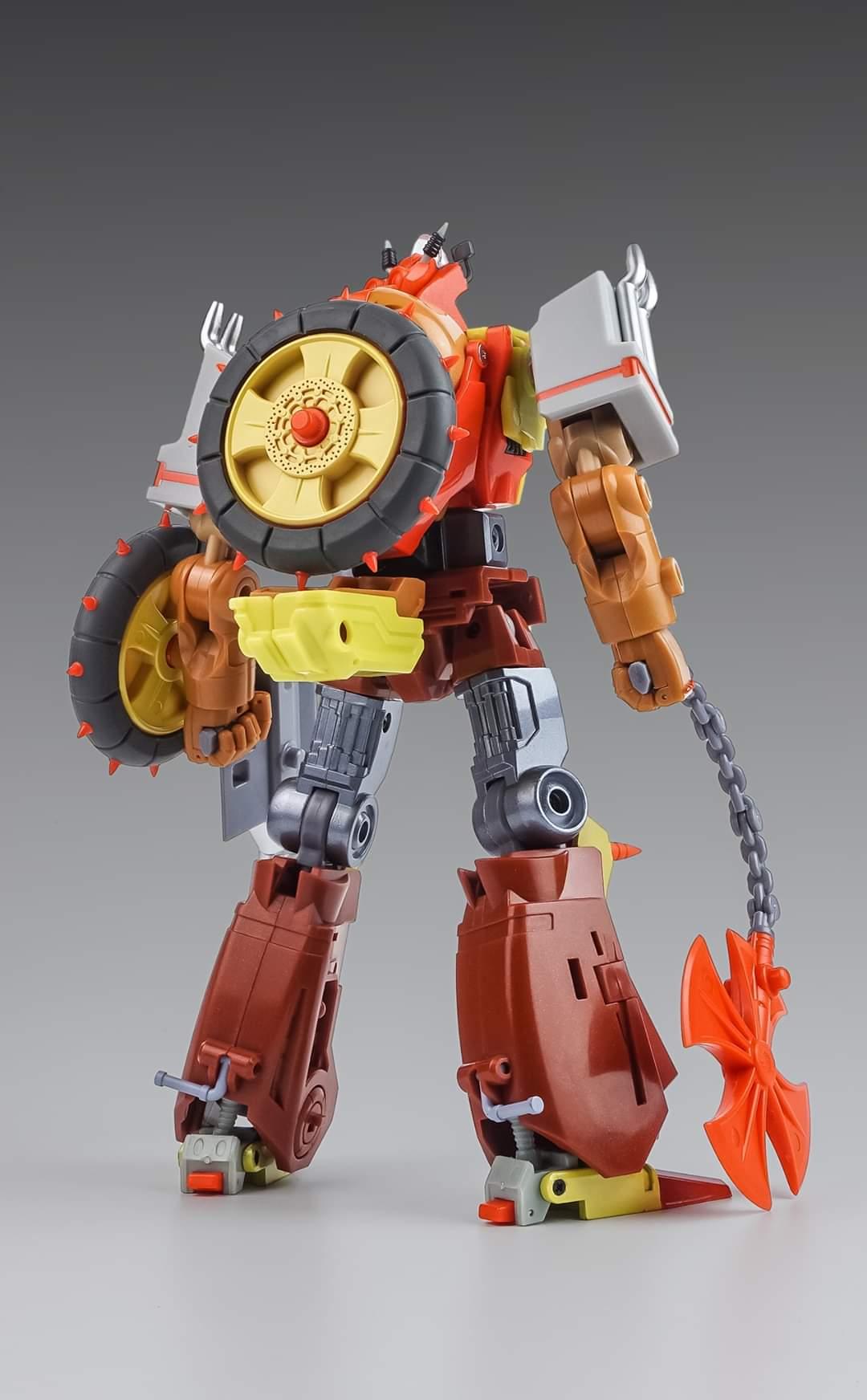 [KFC Toys] Produit Tiers - Jouets Crash Hog (aka Wreck-gar/Ferraille), Dumpyard (aka Junkyard/Décharge) et autres Junkions/Ferrailleurs - Page 3 ZrrEW2JE_o