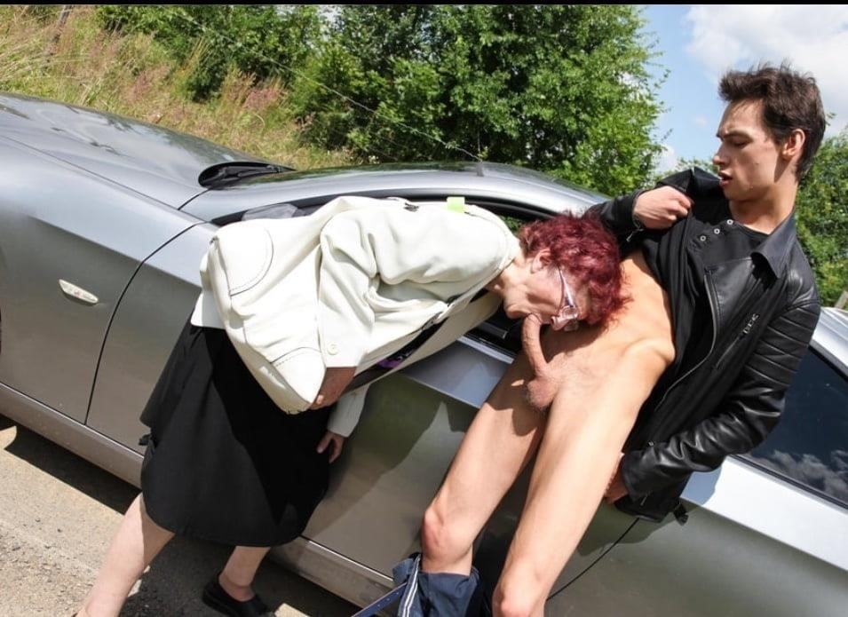 Public sex with wife-9900