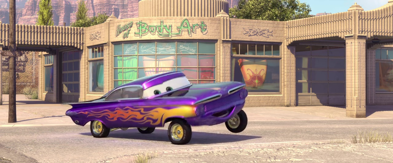 Cars 1 720p Lat-Cast-Ing 5.1 (2006)