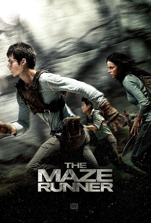 Więzień labiryntu / The Maze Runner (2014-2018) MULTi.REMUX.2160p.UHD.Blu-ray.HDR.HEVC.DTS-HD.MA7.1-DENDA / LEKTOR, DUBBING i NAPISY PL