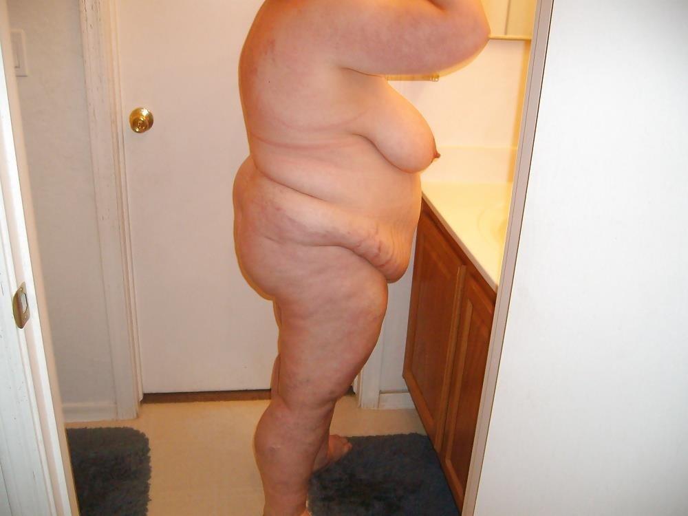 Bbw mature nude pics-8115