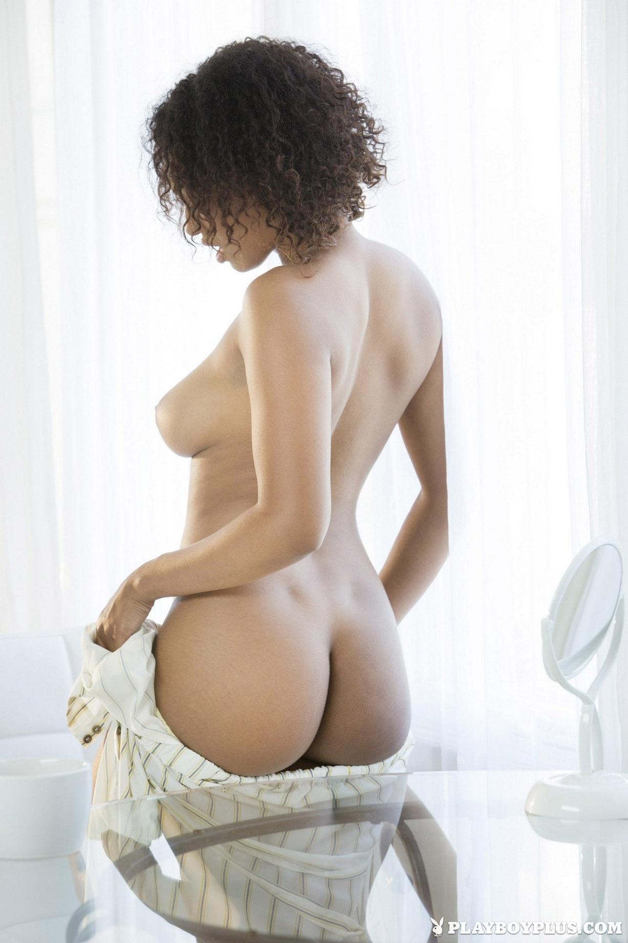 Noelle Monique nude in PlayboyPlus