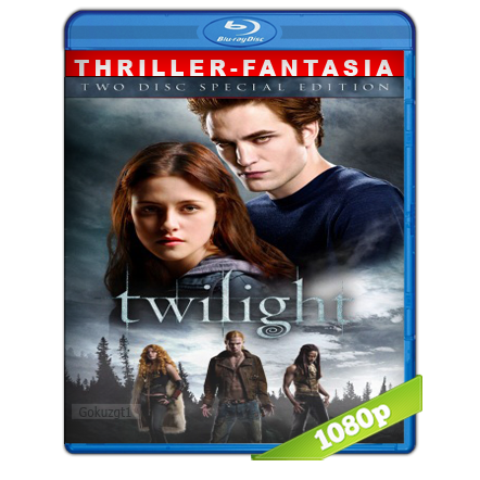 Crepusculo Full HD1080p Audio Trial Latino-Castellano-Ingles 5.1 2008